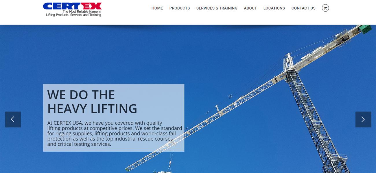 Certex USA - Design Marketing Firm Phoenix AZ