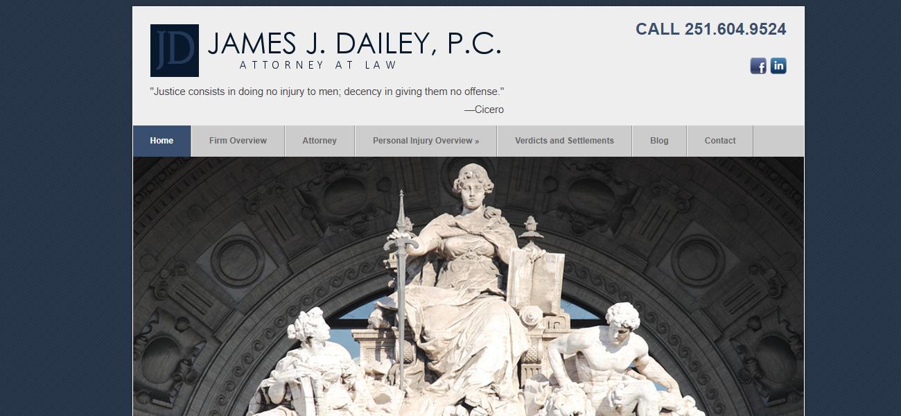James J. Dailey, P.C. - Design Marketing Firm Phoenix AZ