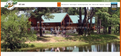 Jellystone Park™ Camp-Resorts Franchise - Design Marketing Firm Phoenix AZ