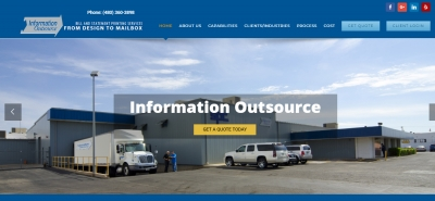 Information Outsource - Design Marketing Firm Phoenix AZ