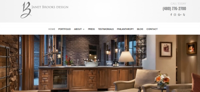 Janet Brooks Design - Design Marketing Firm Phoenix AZ