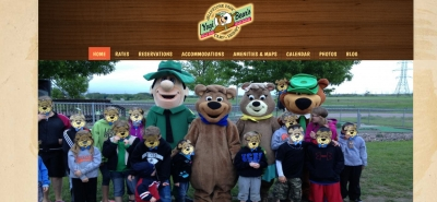 Jellystone Park™ at Sioux Falls - Design Marketing Firm Phoenix AZ