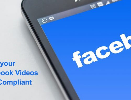 How to Help Make Facebook Videos ADA Compliant